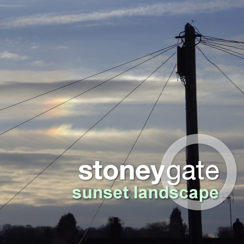 Sunset Landscape, single by Stoneygate