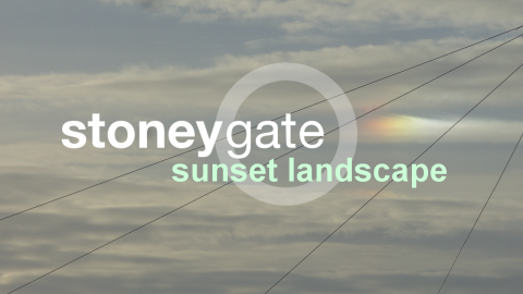 Sunset Landscape by Stoneygate