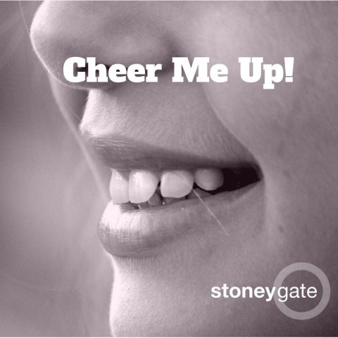 Cheer Me Up! A playlist of shiny happy music to beat the blues