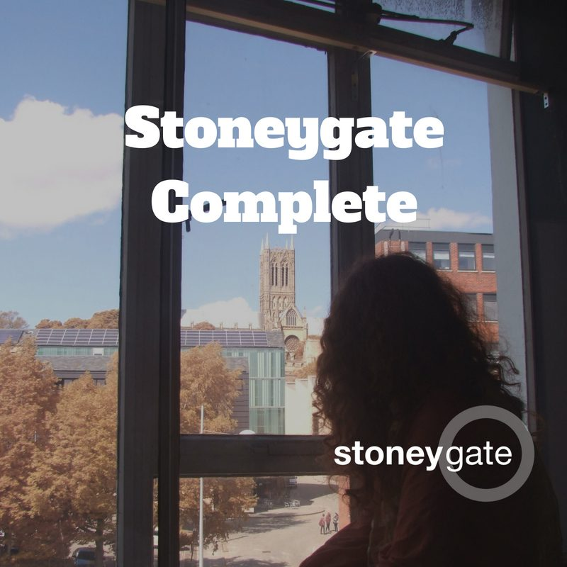 Stoneygate Complete - a playlist of Stoneygate's complete catalogue so far.