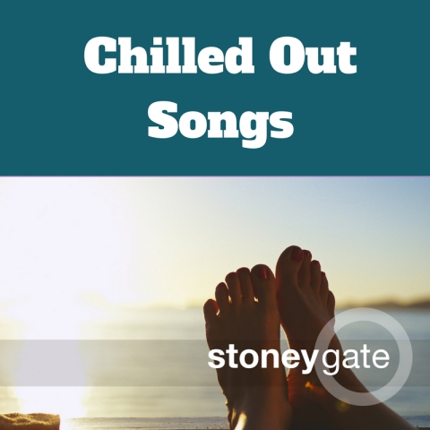 Chilled-out and relaxing music playlist - with vocals